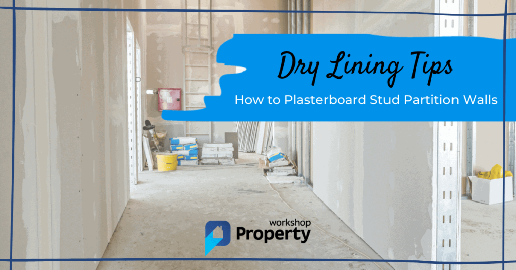 dry lining tips