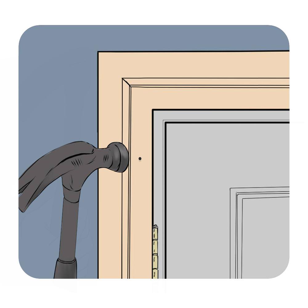 fix architrave