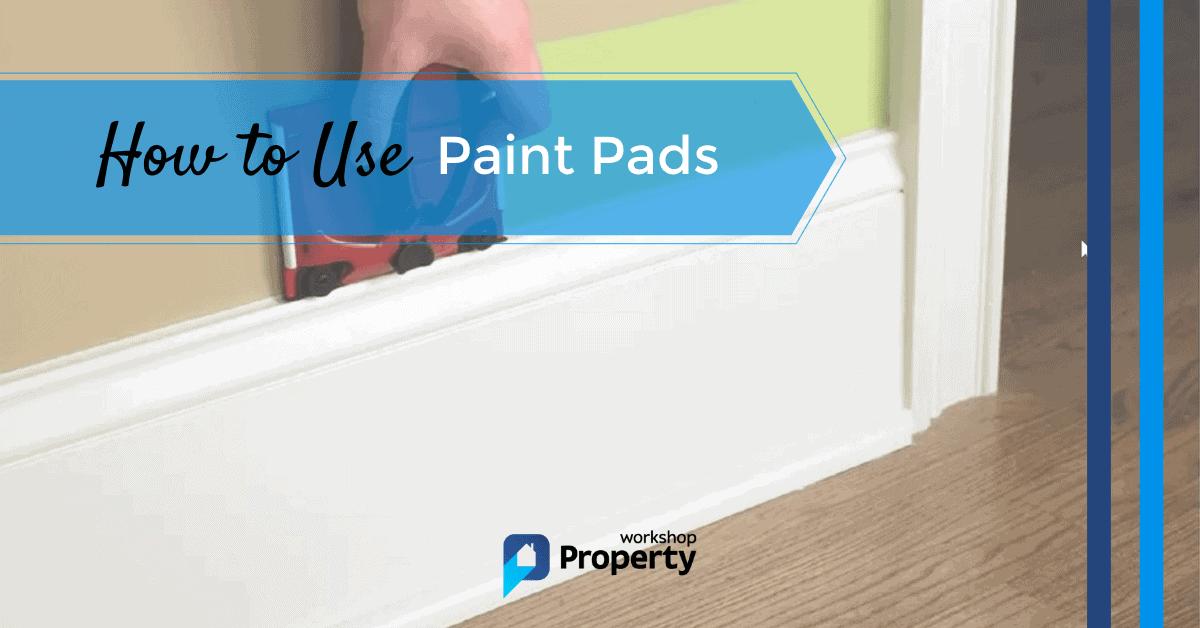 paint pads