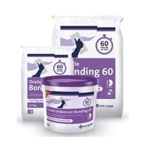 thistle bonding 60 plaster