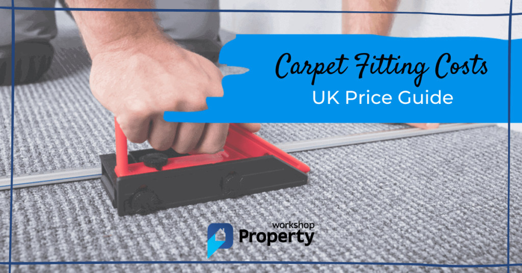 carpet fitting cost