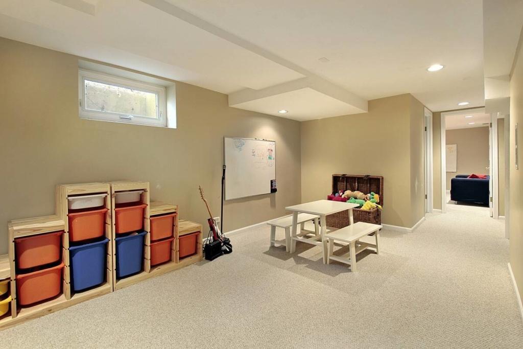 new basement