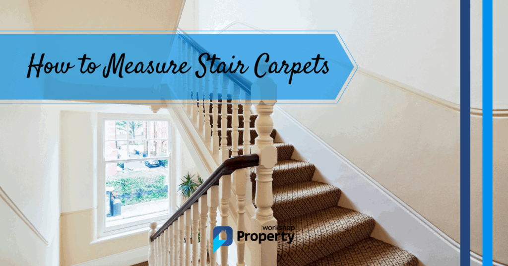 how to measure stair carpets