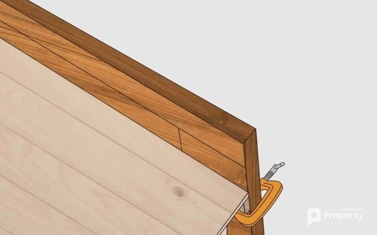 clamping door