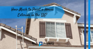 how much to paint a house exterior uk