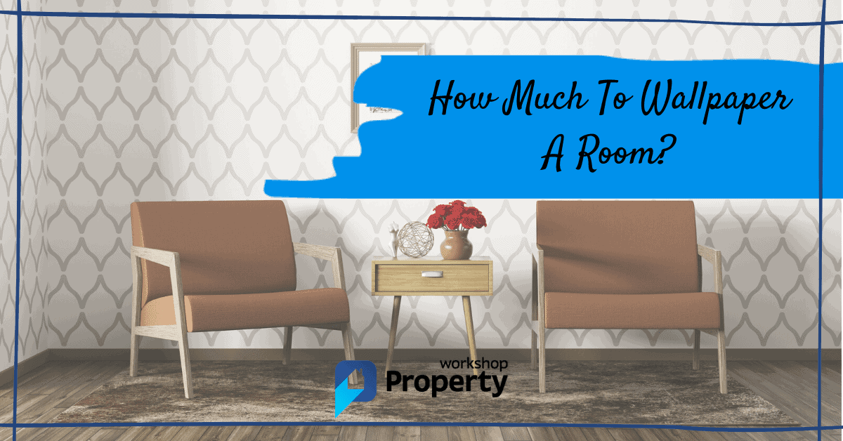 how much to wallpaper a room