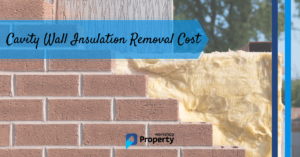 cavity wall insulation removal cost