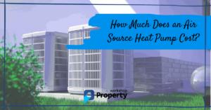 air source heat pump cost uk