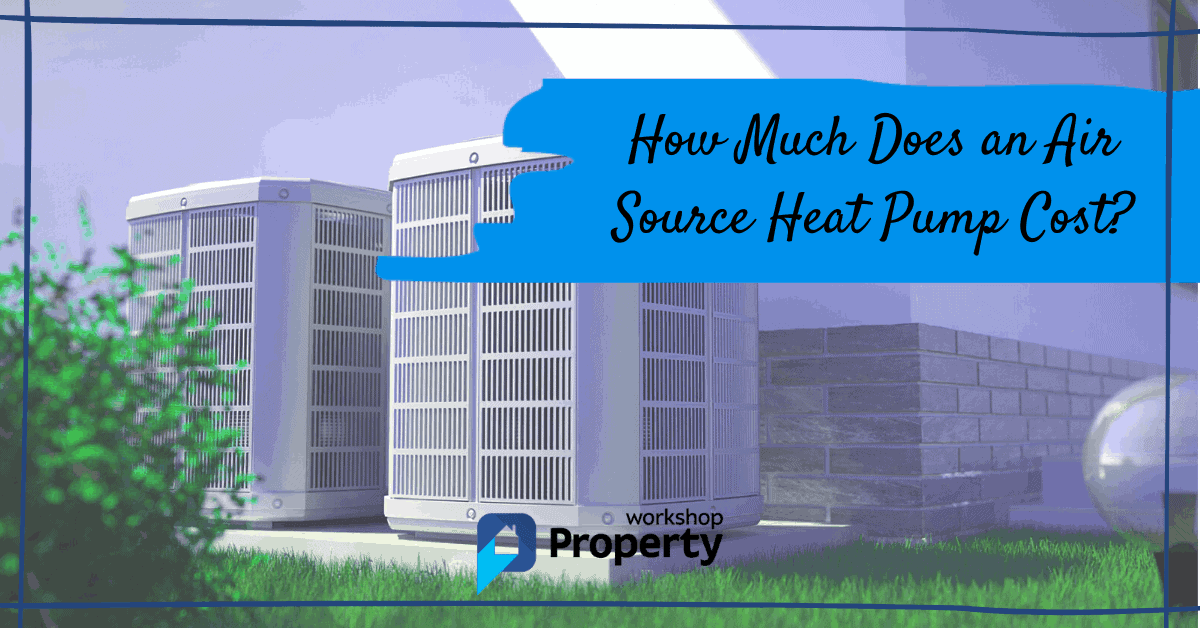 air source heat pump cost