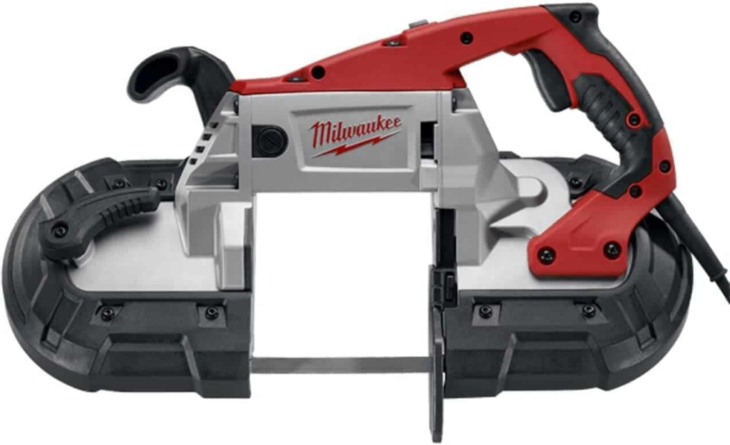 handheld bandsaw from milwaukee tools