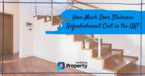 staircase refurbishment costs